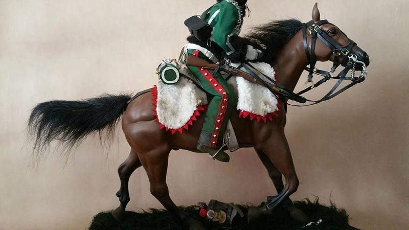 Garde d'honneur avril 1814 campagne de France  18424910