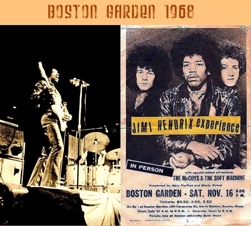 Boston - (Boston Garden) : 16 Novembre 1968  - Page 2 19895110