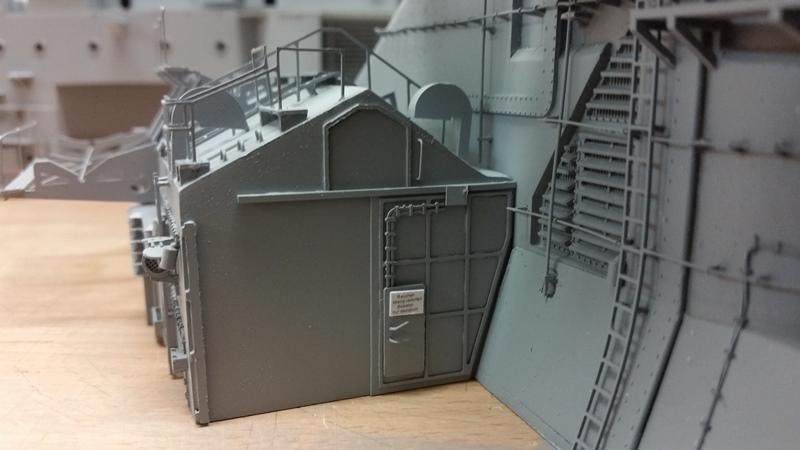 Bau der Bismarck in 1:100  - Seite 11 20170611