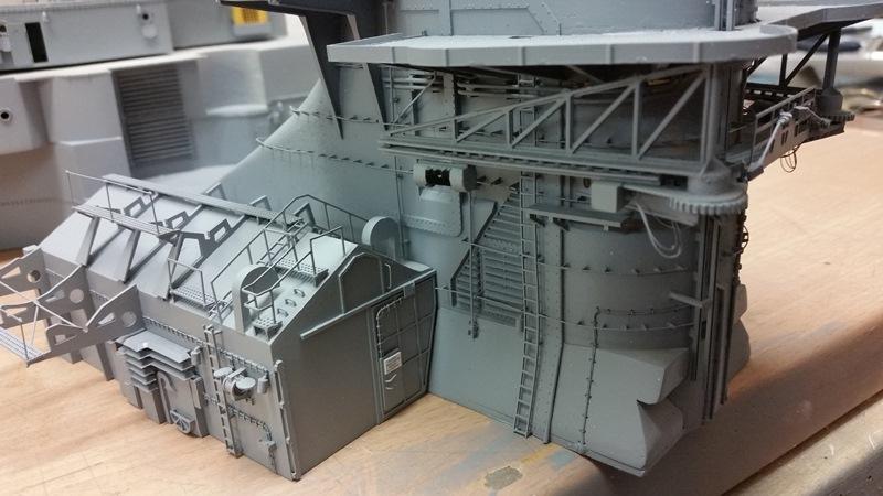 Bau der Bismarck in 1:100  - Seite 11 20170616