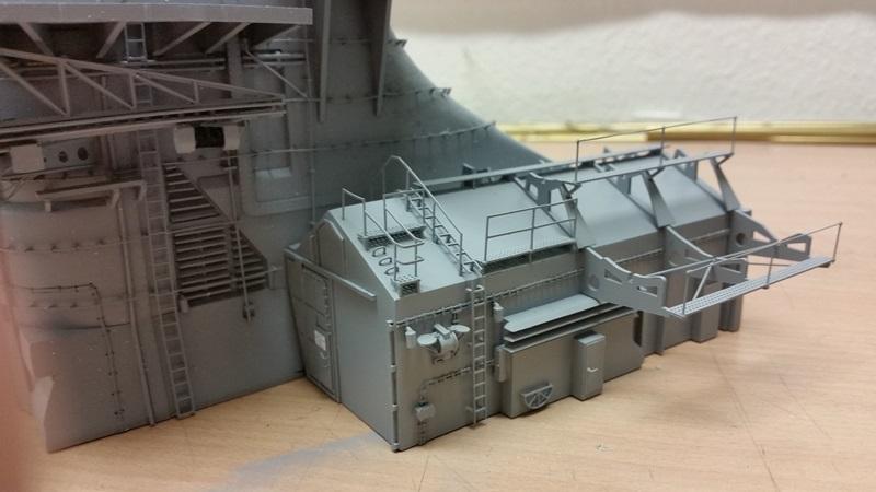 Bau der Bismarck in 1:100  - Seite 11 20170710