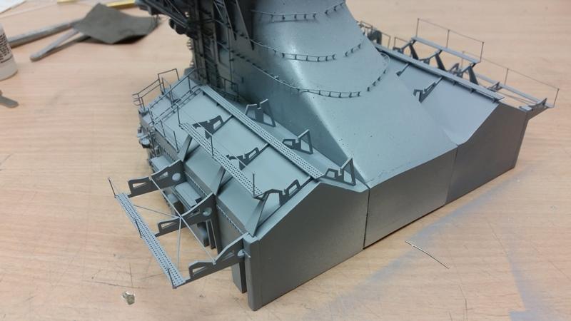 Bau der Bismarck in 1:100  - Seite 11 20170716