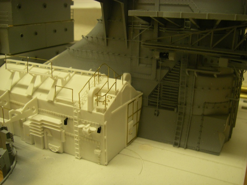 Bau der Bismarck in 1:100  - Seite 10 Imgp0134