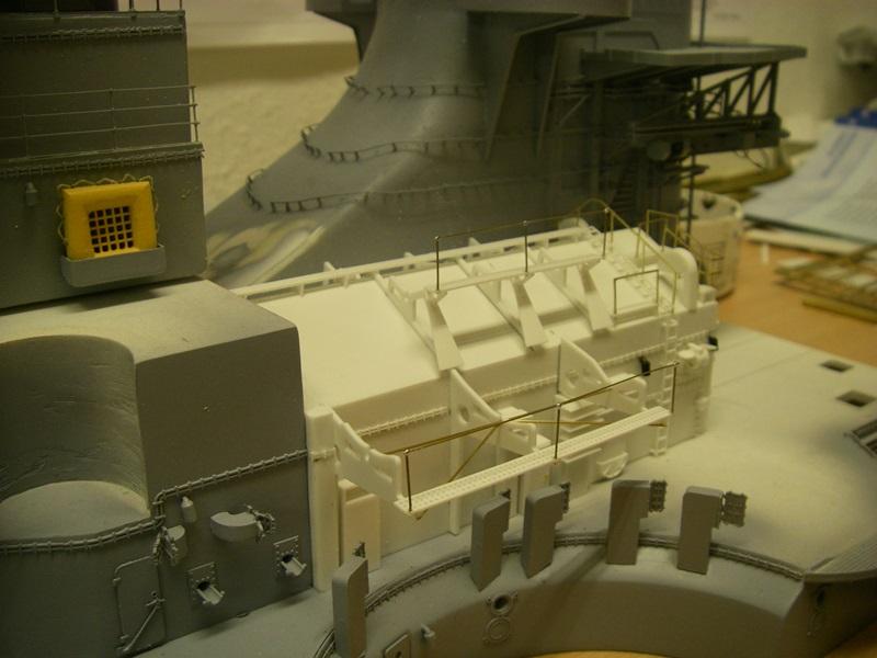 Bau der Bismarck in 1:100  - Seite 10 Imgp0135