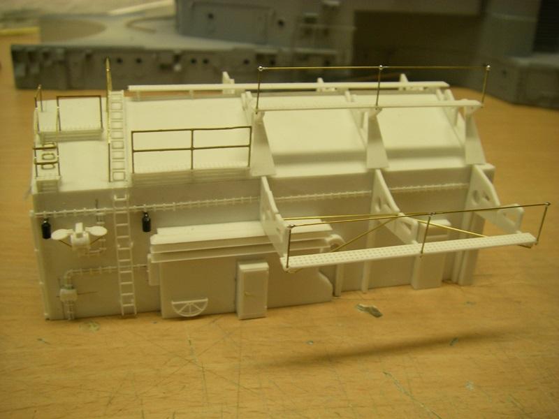 Bau der Bismarck in 1:100  - Seite 11 Imgp0139