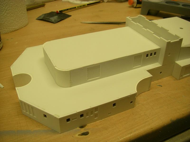 Bau der Bismarck in 1:100  - Seite 11 Imgp0152