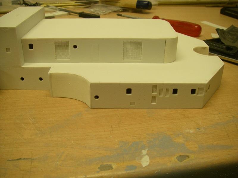 Bau der Bismarck in 1:100  - Seite 11 Imgp0214