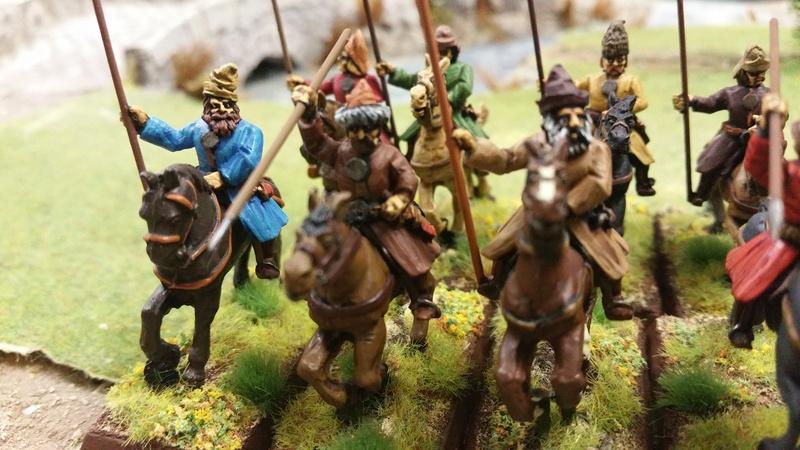 Armée Valaque XVème siècle Boyard10