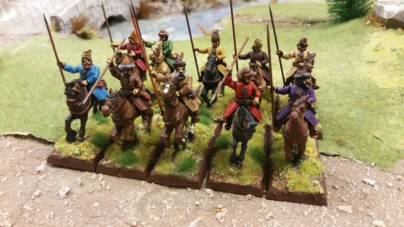 Armée Valaque XVème siècle Boyard11