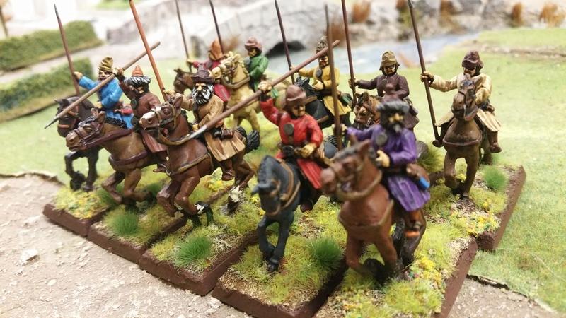 Armée Valaque XVème siècle Boyard12