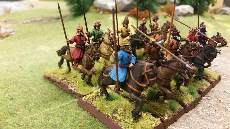 Armée Valaque XVème siècle Boyard13