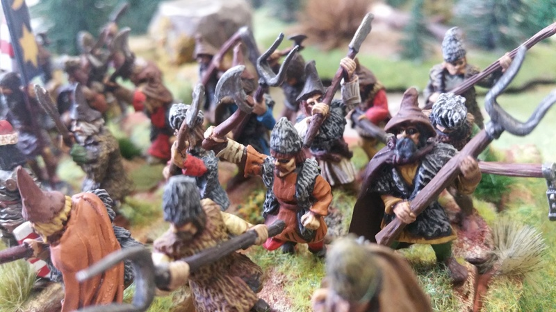 Armée Valaque XVème siècle Paysan12