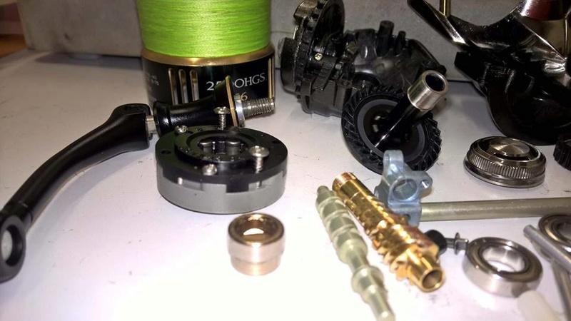 [manutenzione mulinelli] bobina fissa-rotante anche mag sealed 20228710
