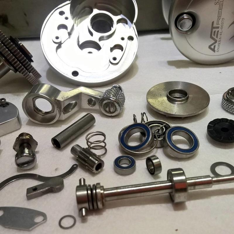 [manutenzione mulinelli] bobina fissa-rotante anche mag sealed 20953511