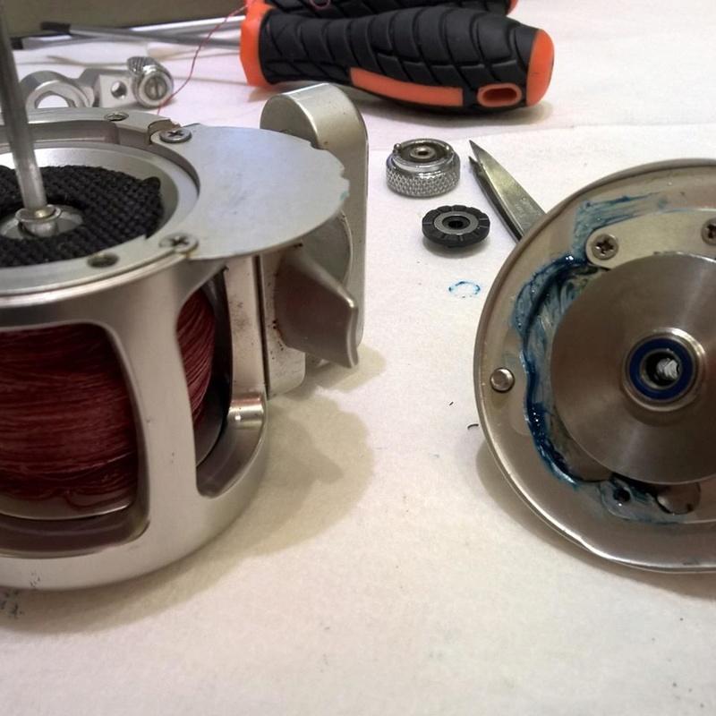 [manutenzione mulinelli] bobina fissa-rotante anche mag sealed 20994210