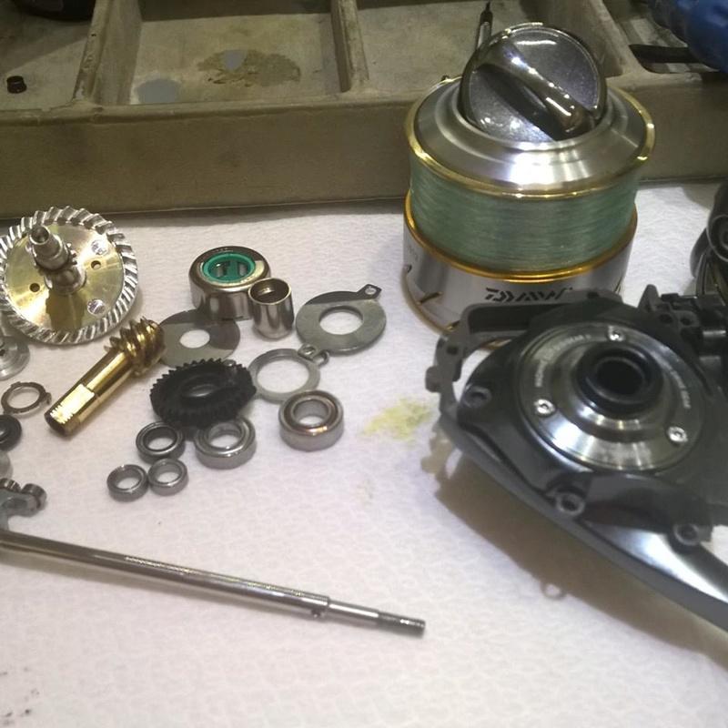 [manutenzione mulinelli] bobina fissa-rotante anche mag sealed 21728510