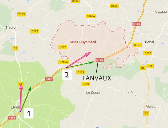 2017: le 14/07 à 23h45 - Lumière étrange dans le ciel  -  Ovnis à elven - Morbihan (dép.56) - Page 5 Maj-di10