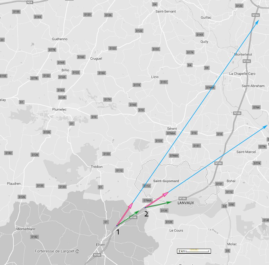 2017: le 14/07 à 23h45 - Lumière étrange dans le ciel  -  Ovnis à elven - Morbihan (dép.56) - Page 7 Maj-di11