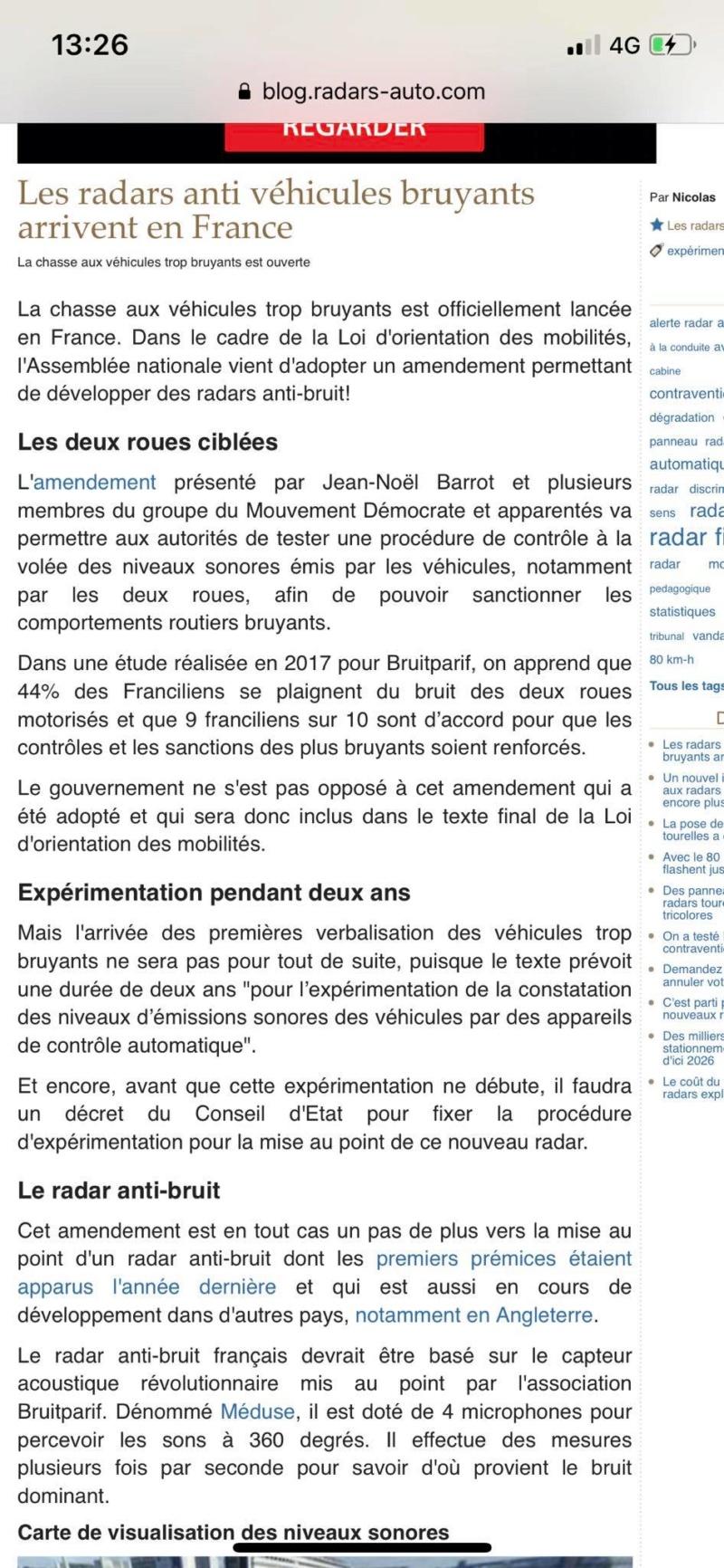 RADARS LA PLANCHE A PV....€€€€€€€ par Passion-Harley - Page 27 62234110