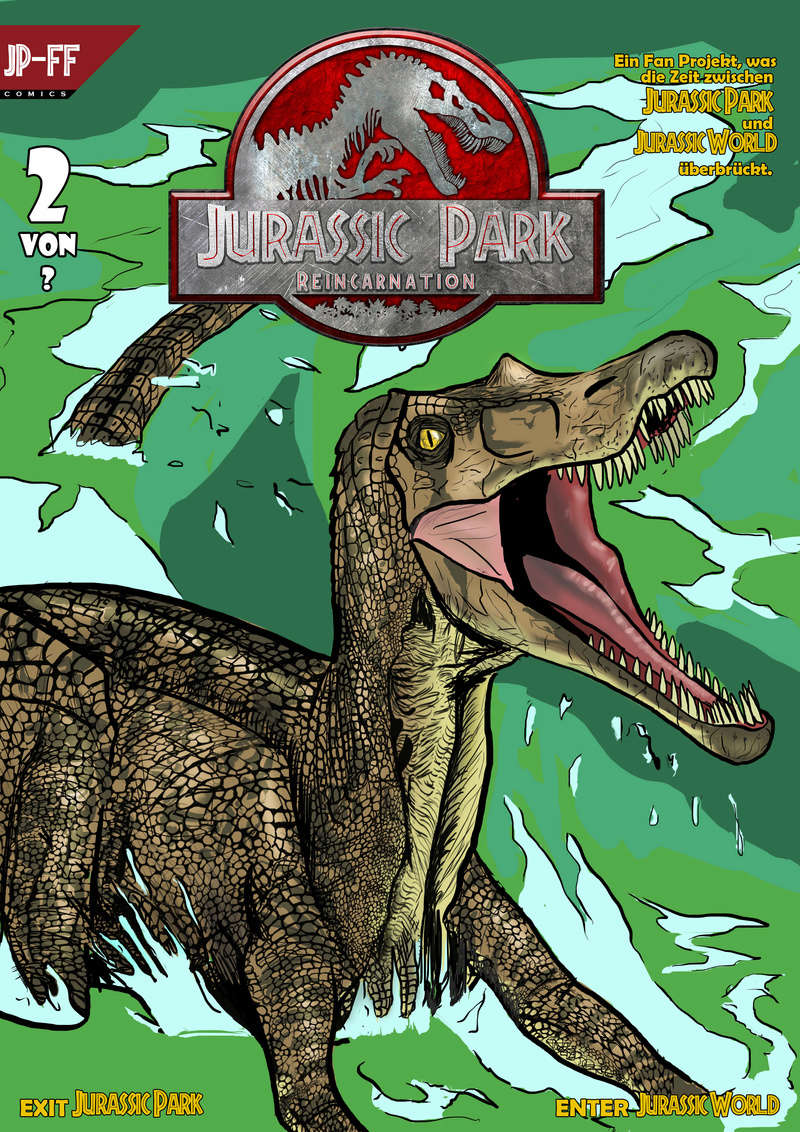 Jurassic Park: Reincarnation [Fan Comic] - Seite 3 _00_co10