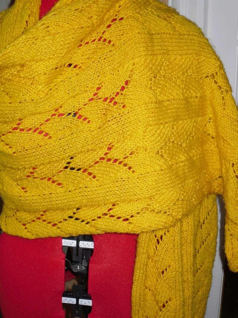 une blouse et un châle chez Endora - MAJ 13-07-18 Sdc14662