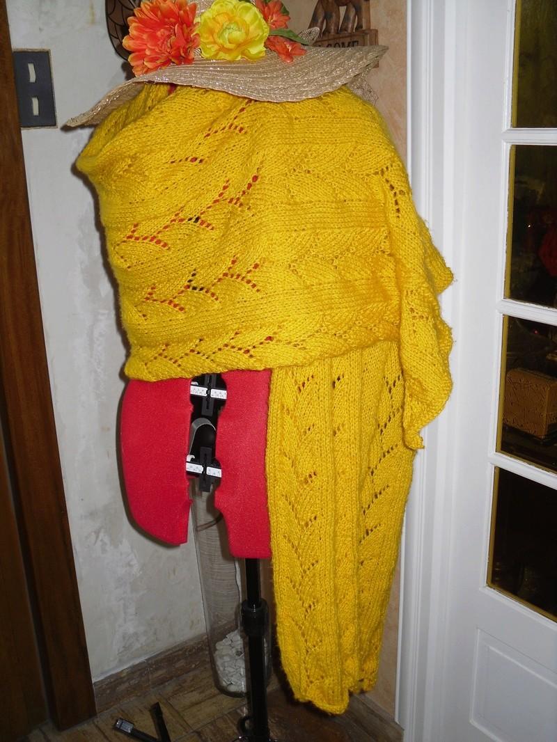 une blouse et un châle chez Endora - MAJ 13-07-18 Sdc14663