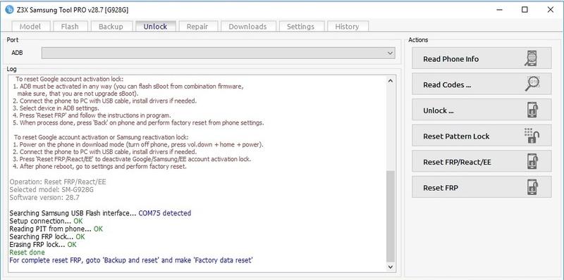 Eliminacion de cuenta FRP Samsung S6 edge+ (SM-G928G) Sin_ty11