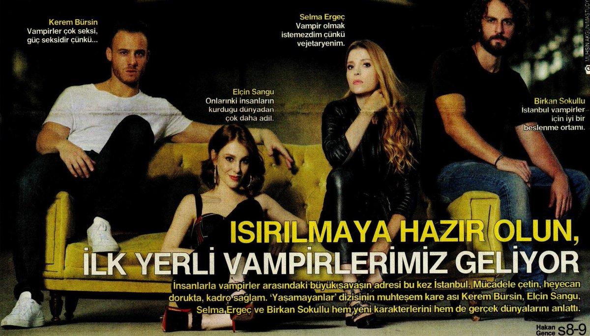 Yașamayanlar - Cei ce nu trăiesc - Elcin Sangu Dme1gs10
