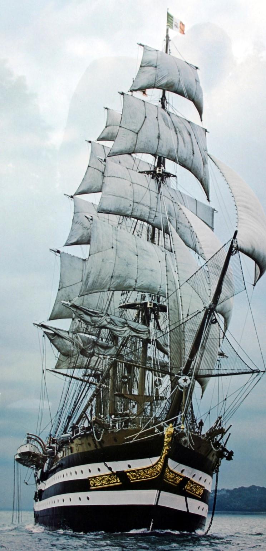beaux voiliers Amerig10
