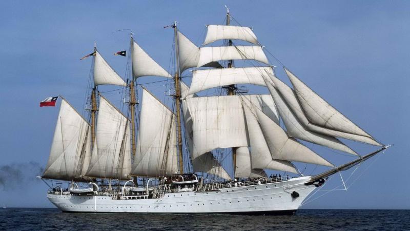 beaux voiliers Esmera10