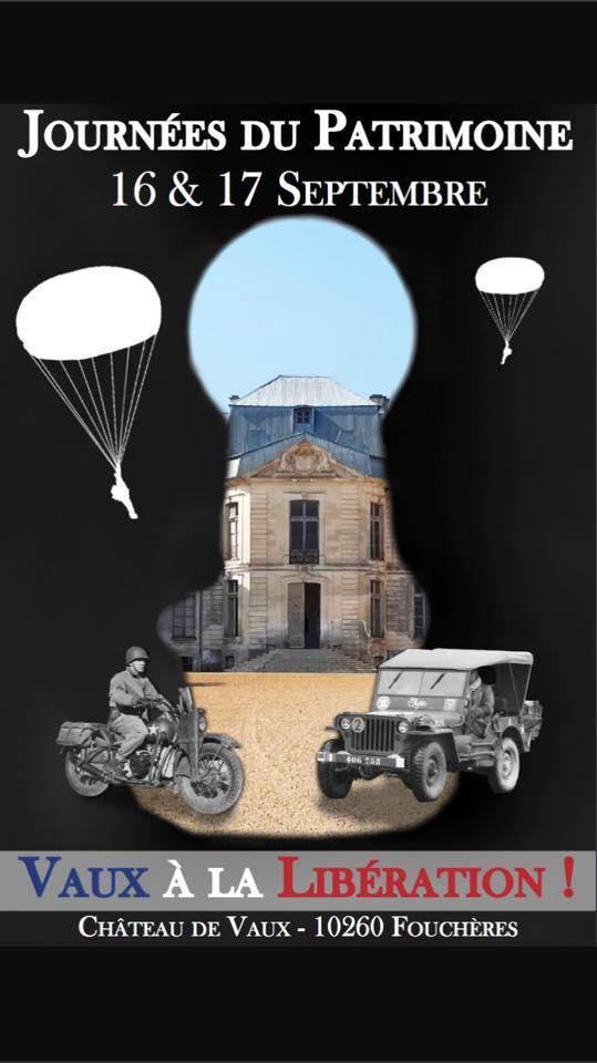 chateau de vaux 16 et 17 septembre 2017 - Page 2 21272510