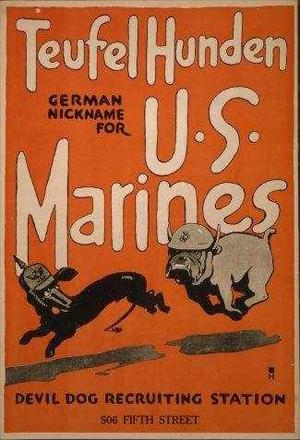 LES CHIENS SOUS L'UNIFORME DANS L'US ARMY Images13
