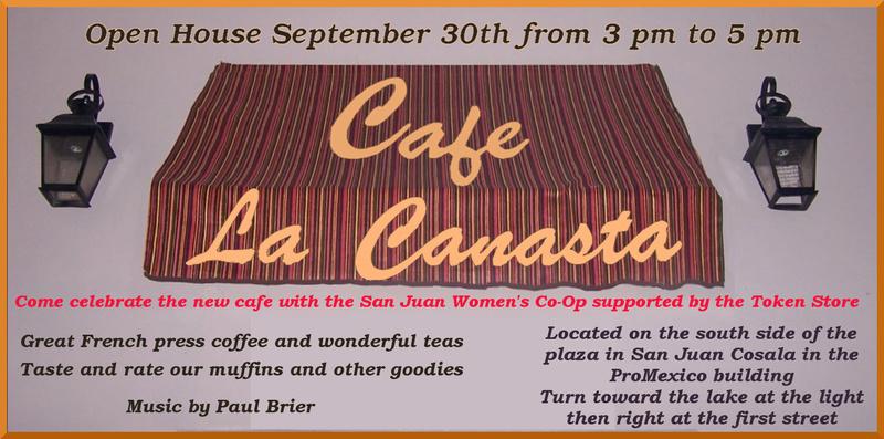 Cafe La Canasta in San Juan Cosala Cafe_o12