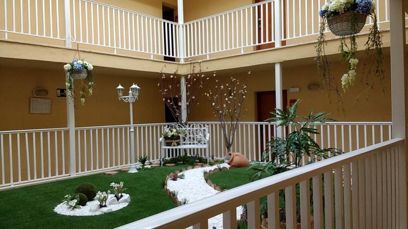 Spain, Costa Blanca, Benidorm, Servigroup Pueblo Benidorm Hotel Img_2017