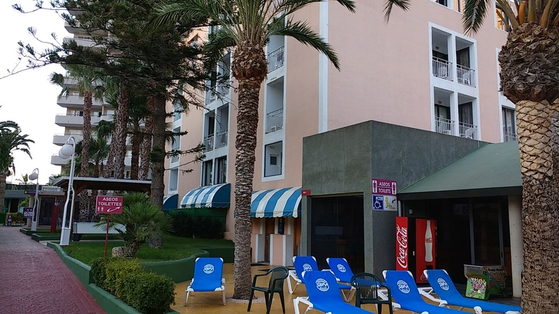 Spain, Costa Blanca, Benidorm, Servigroup Pueblo Benidorm Hotel Img_2021