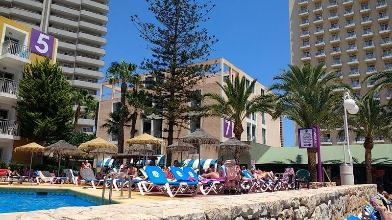 Spain, Costa Blanca, Benidorm, Servigroup Pueblo Benidorm Hotel Img_2024