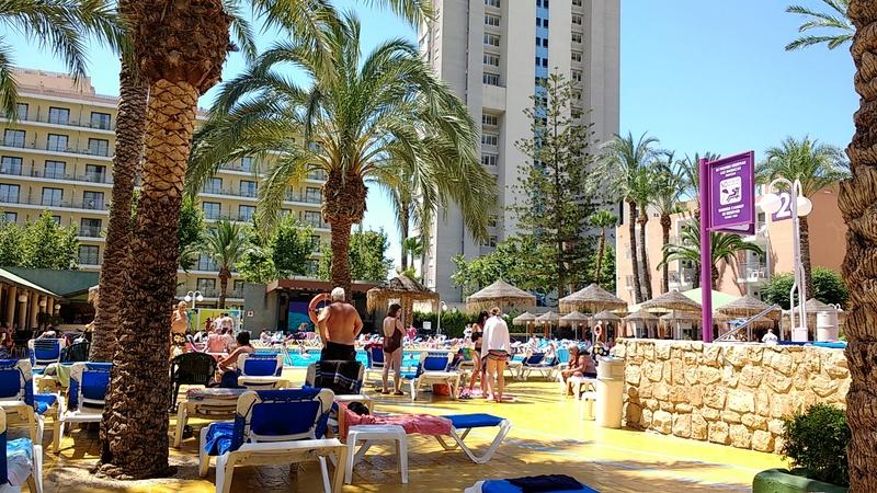 Spain, Costa Blanca, Benidorm, Servigroup Pueblo Benidorm Hotel Img_2025