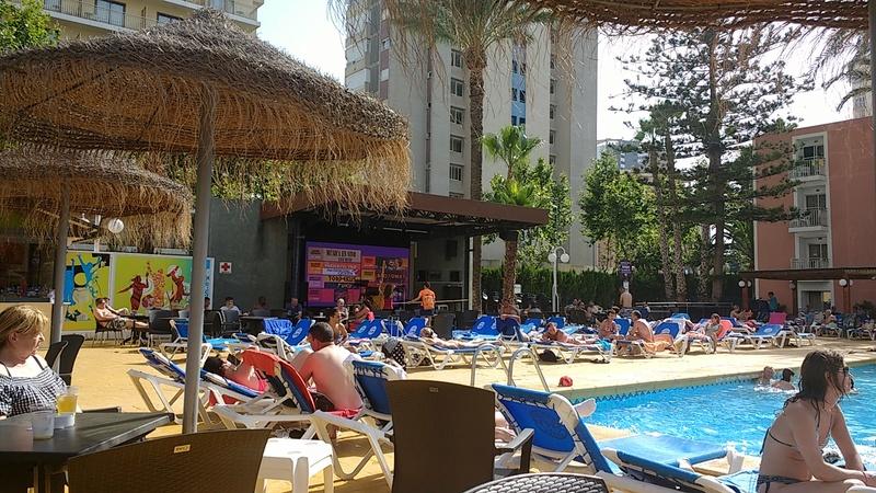 Spain, Costa Blanca, Benidorm, Servigroup Pueblo Benidorm Hotel Img_2027