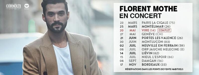 Récapitulatif dates de la tournée #DanserSousLaPluieTour 18486110