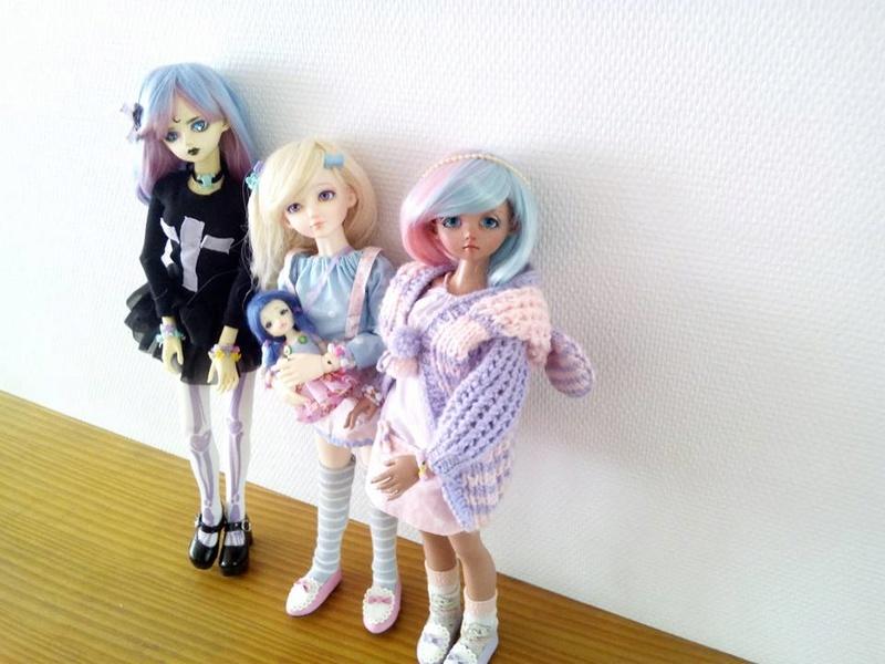 Pastel goth & fairy kei : Milla, Candy & Tsuki - Page 4 21687611