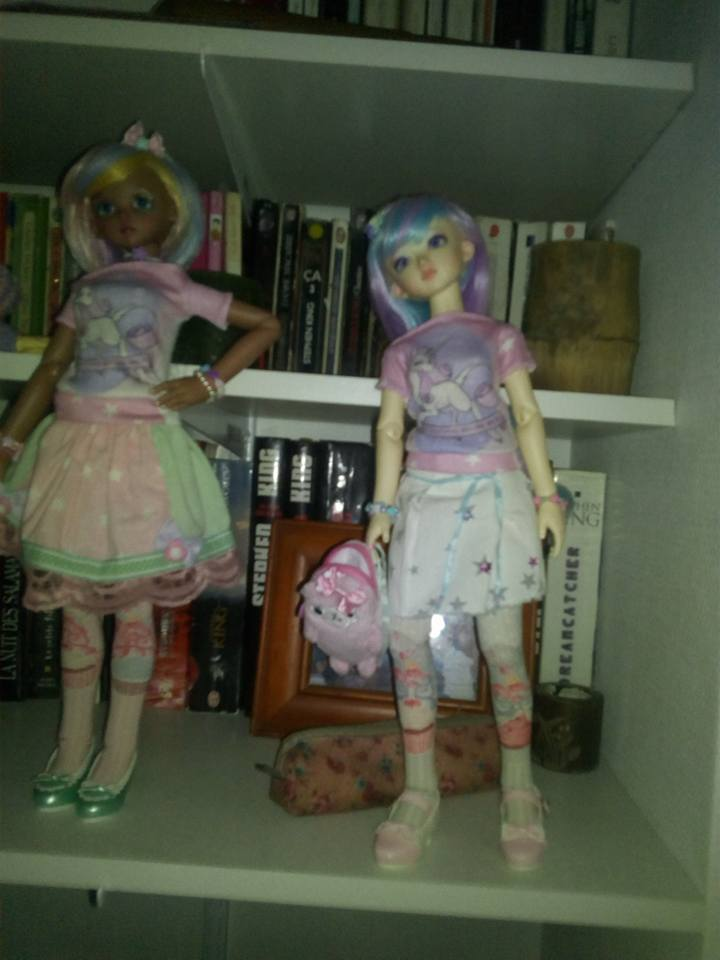 Pastel goth & fairy kei : Milla, Candy & Tsuki - Page 4 22046011
