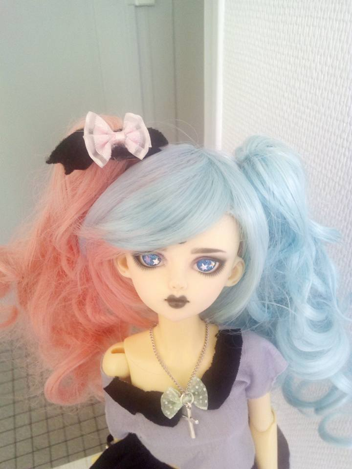 Pastel goth & fairy kei : Milla, Candy & Tsuki - Page 5 22089910