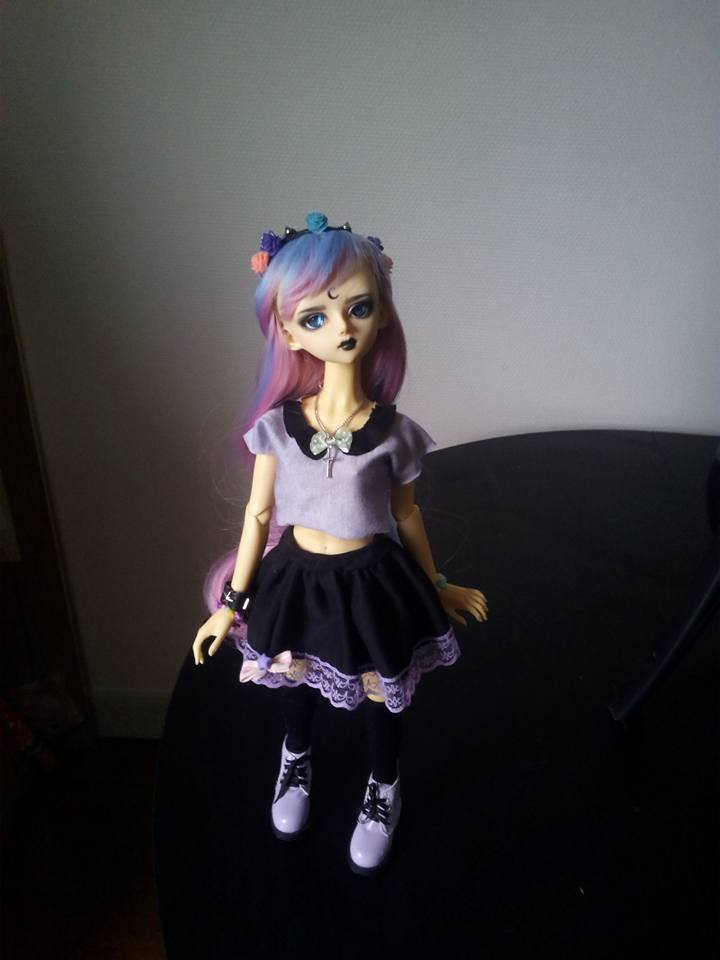 Pastel goth & fairy kei : Milla, Candy & Tsuki - Page 4 22154410
