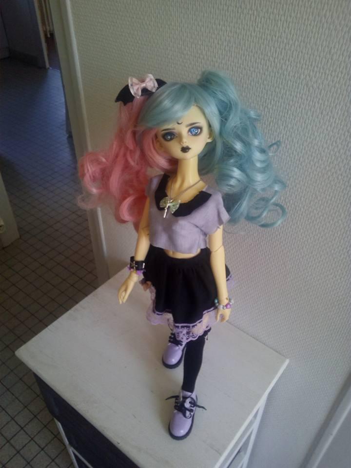 Pastel goth & fairy kei : Milla, Candy & Tsuki - Page 5 22196110