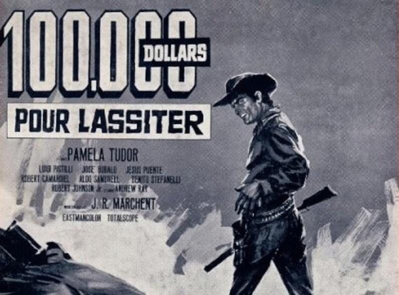 100.000 dollars pour Lassiter - 100.000 dollari per Lassiter - 1965 - Joaquín Luis Romero Marchent 11010
