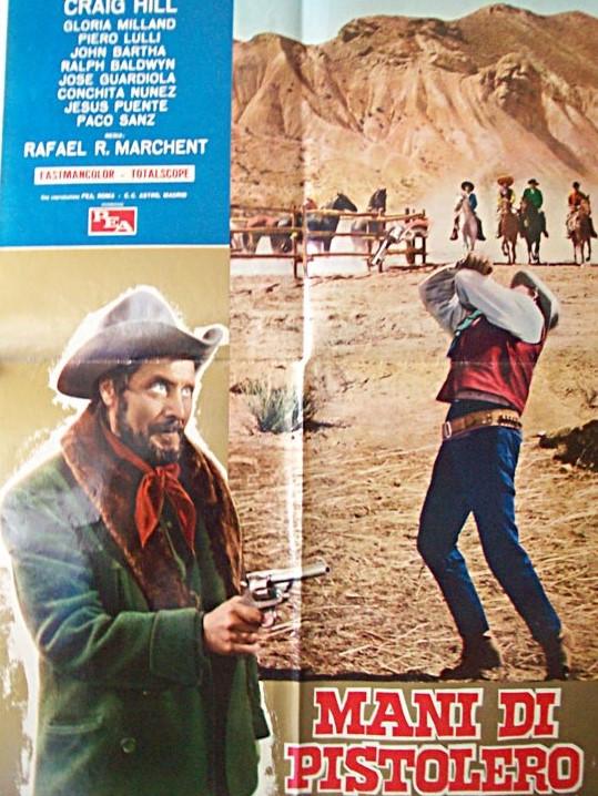 Dans les Mains du Pistolero - Ocaso de un Pistolero - Rafael Romero Marchent - 1965 11990910