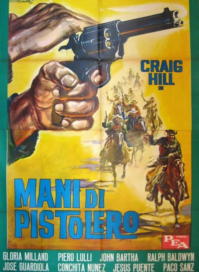 Dans les Mains du Pistolero - Ocaso de un Pistolero - Rafael Romero Marchent - 1965 12115110