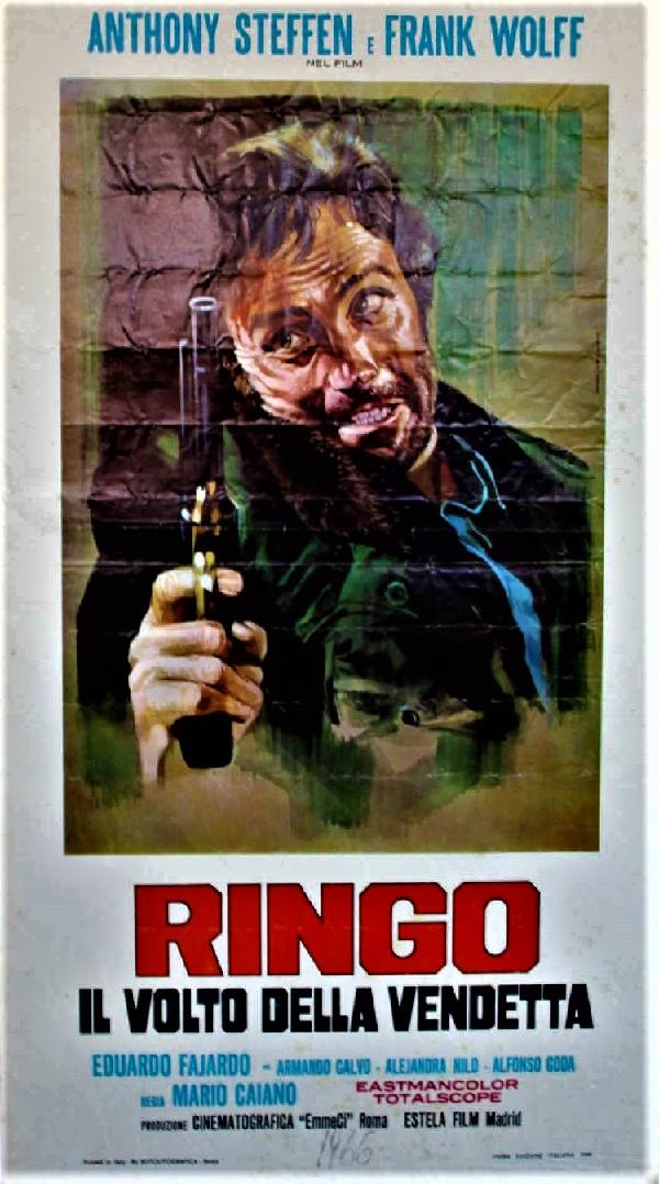 La vengeance de Ringo ( Ringo il volto della vendetta ) – 1966 – Mario CAIANO - Page 2 14511710