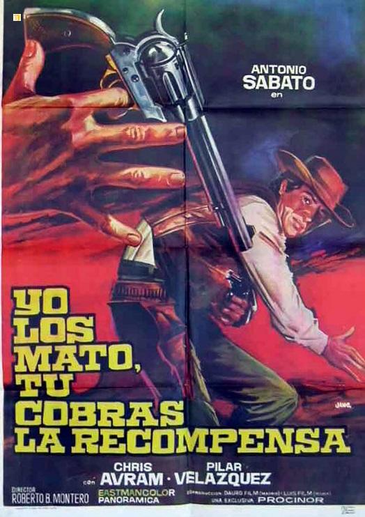 I senza Dio - Il était une fois à El Paso - I senza Dio - Roberto Bianchi Montero - 1972 3510510