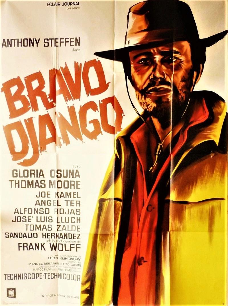 Quelques Dollars pour Django - Pochi dollari per Django  - 1966 - Leon Klimosky - Page 2 7_135710